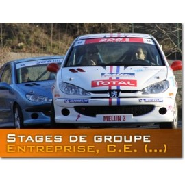 Stage d'entreprise / Groupe