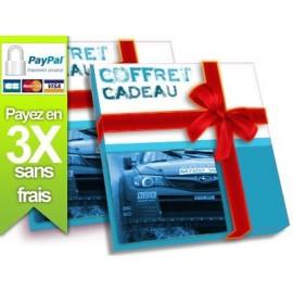 Stage de pilotage Rallye 3 Jours coffret cadeau noel