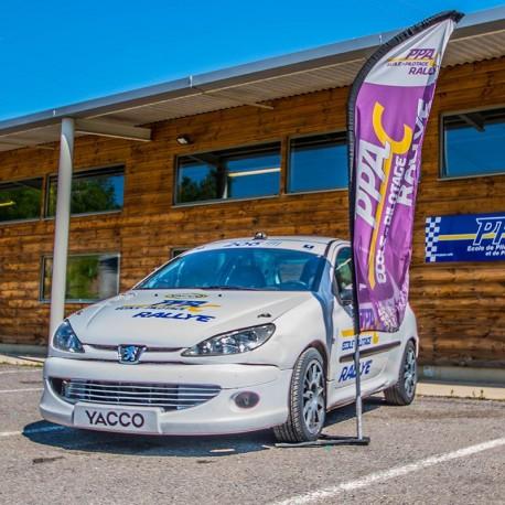 Stage de pilotage Rallye 1 jour