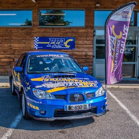 Stage de pilotage Rallye 3 Jours