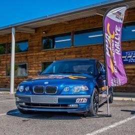 PILOTAGE SUR BMW 325Ti 200CH