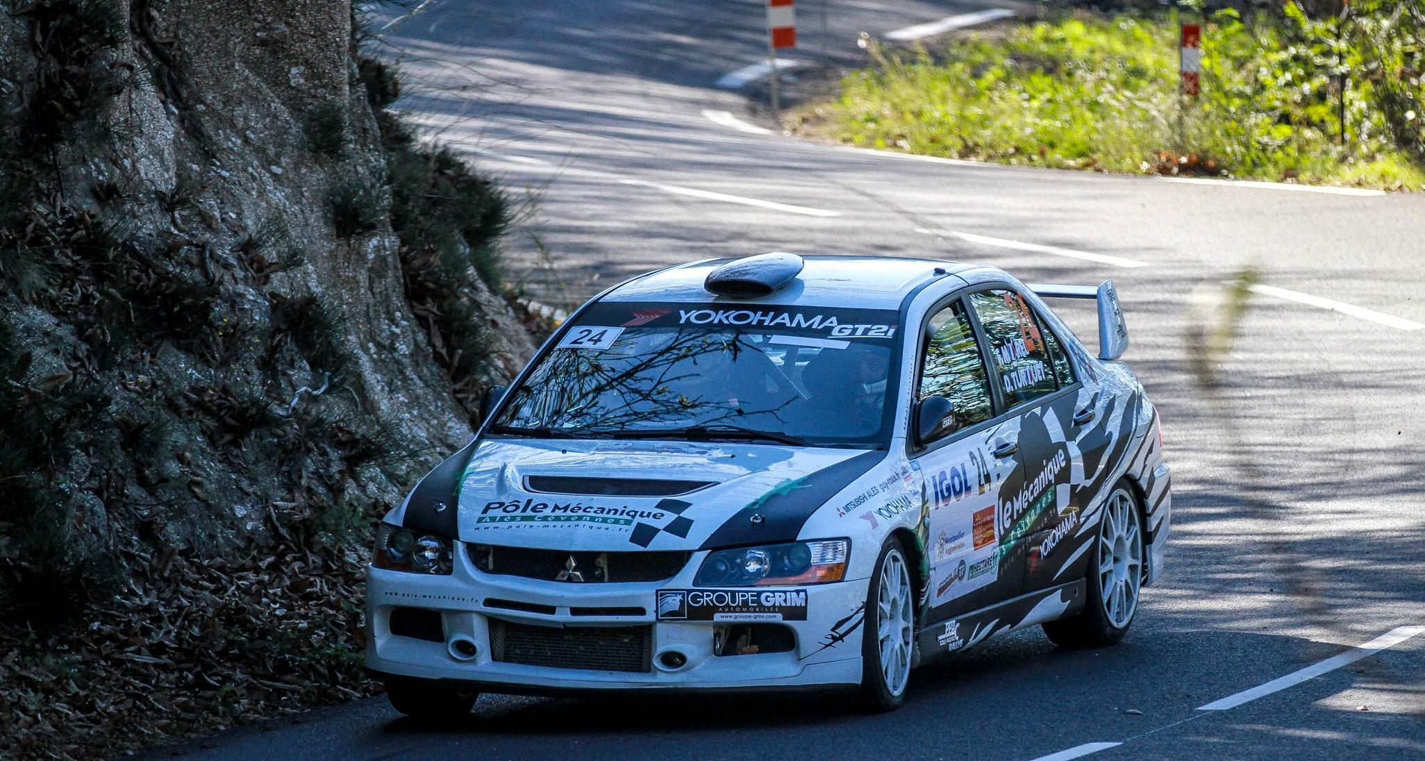 PPAC école de pilotage Rallye