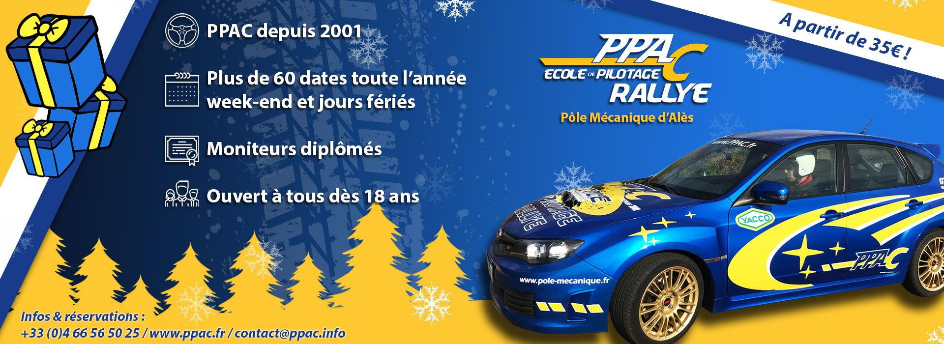 Noël PPAC