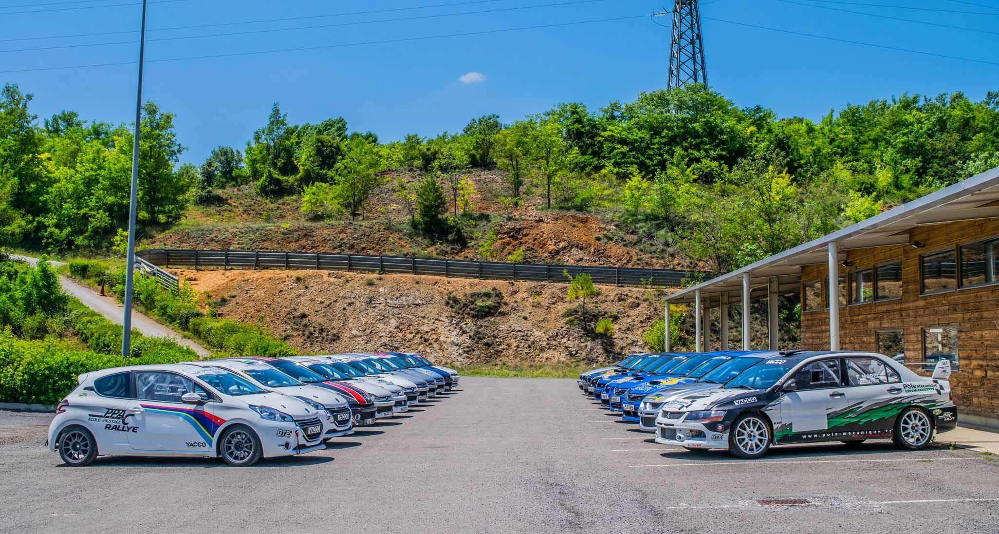Flotte de véhicules PPAC